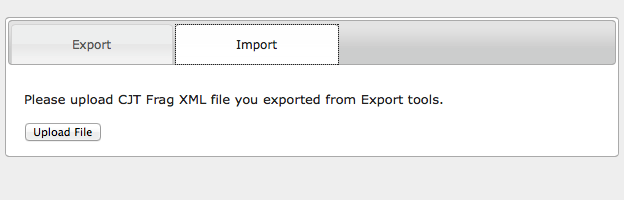 import-feature